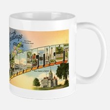 Connecticut CT Mug