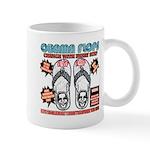 Obama flip flops Mug