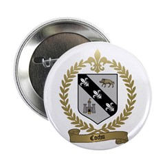 "COCHU Family Crest 2.25"" Button (10 pack)"