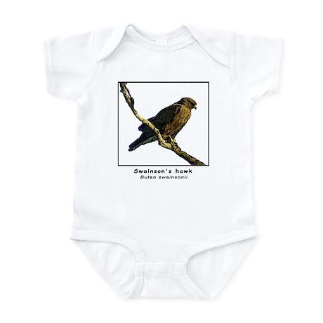 Swainson's hawk - Infant Bodysuit