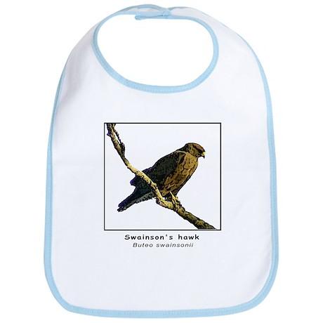 Swainson's hawk - Bib