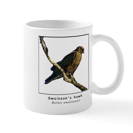 Swainson's hawk - Mug