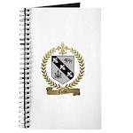 COCHU Family Crest Journal