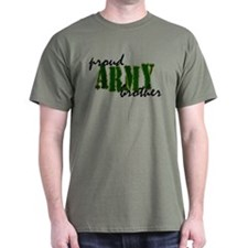 Funny Proud army brat T-Shirt