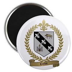 "COCHU Family Crest 2.25"" Magnet (10 pack)"