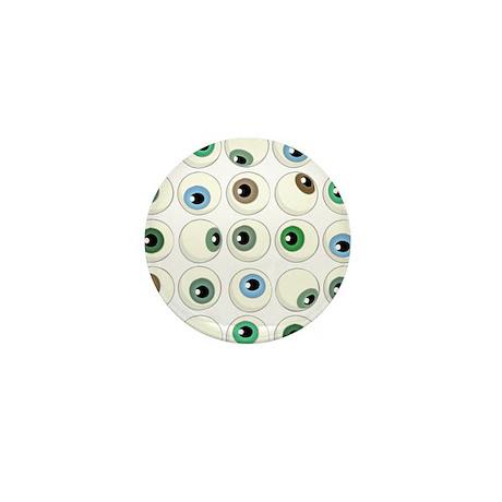 EYE BALLS Mini Button