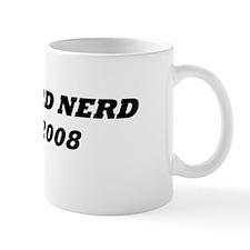 Word Nerd 2008 Mug