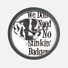 We Don't Need No... Wall Clock