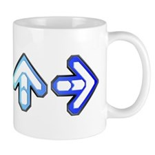I can't Dance Without Arrows Mug