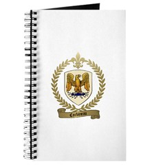 CORBINEAU Family Crest Journal