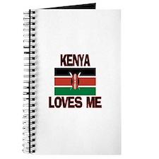 Kenya Loves Me Journal