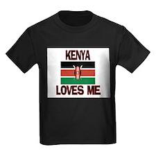 Kenya Loves Me T