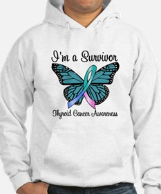 Thyroid Cancer Survivor Hoodie