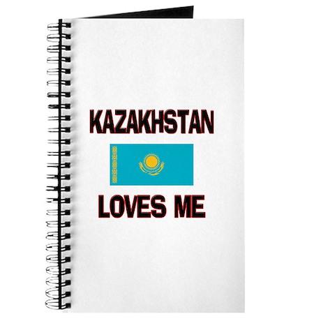 Kazakhstan Loves Me Journal