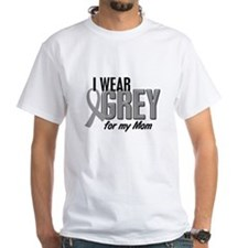 I Wear Grey For My Mom 10 Shirt
