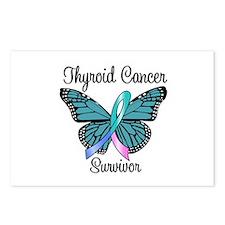 Thyroid Cancer Survivor Postcards (Package of 8)