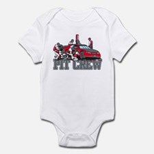 Pit Crew Infant Bodysuit