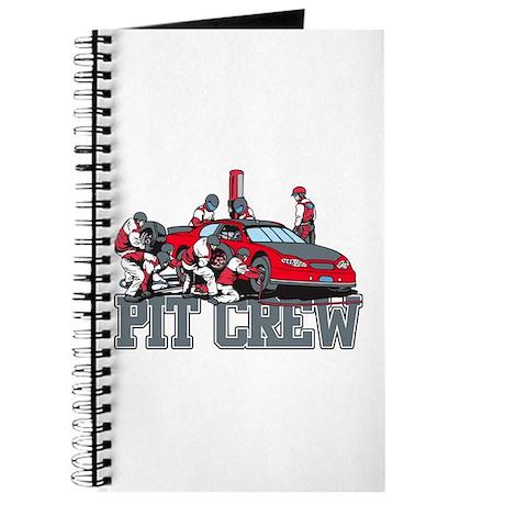 Pit Crew Journal