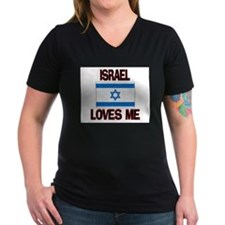 Israel Loves Me Shirt