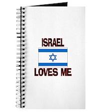 Israel Loves Me Journal