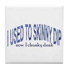 Skinny Dip Tile Coaster
