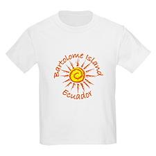 Bartolome Island, Ecuador T-Shirt