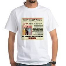 born in 1975 birthday gift Shirt