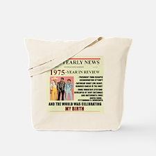 born in 1975 birthday gift Tote Bag