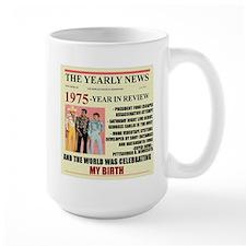 born in 1975 birthday gift Mug