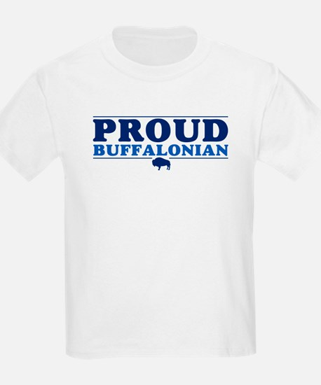 Proud Buffalonian T-Shirt