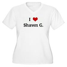 I Love Shawn G. T-Shirt