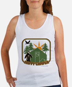 Happy Camper Women's Tank Top