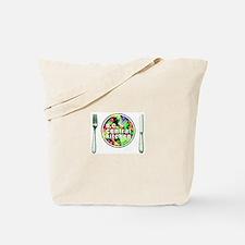 d.c. central kitchen Tote Bag