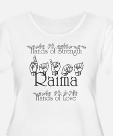 Hands of Strength/Hands of Lo T-Shirt