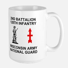 2-128th Infantry <BR>Eligible Bachelor Mug