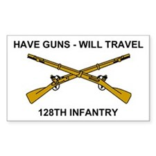 2-128th Infantry<BR>Have Guns<BR>Will Travel
