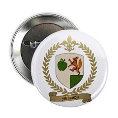 MELANSON Family Crest Button