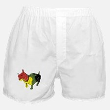 Reggae Dog Boxer Shorts