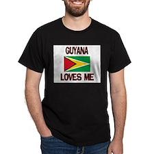 Guyana Loves Me T-Shirt