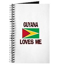 Guyana Loves Me Journal