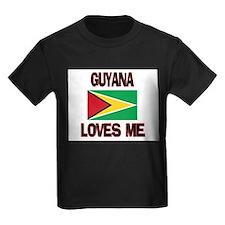 Guyana Loves Me T