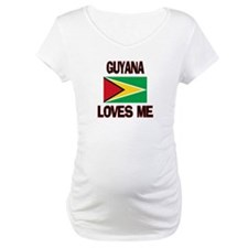 Guyana Loves Me Shirt