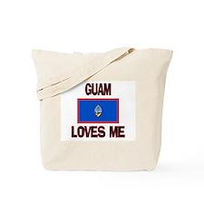 Guam Loves Me Tote Bag
