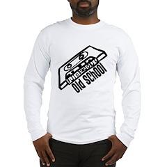 Old School Cassette Long Sleeve T-Shirt