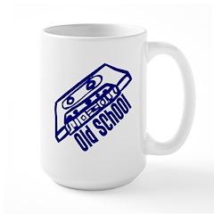 Old School Cassette Mug