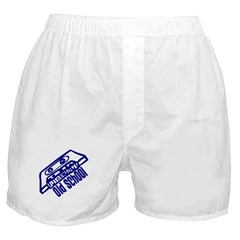 Old School Cassette Boxer Shorts