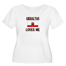Gibraltar Loves Me T-Shirt