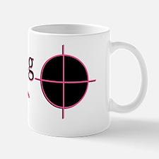 Hot Pink Gaming Chick Mug