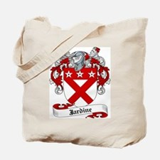 Jardine Family Crest Tote Bag