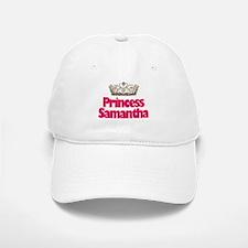 Princess Samantha Baseball Baseball Cap